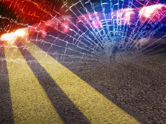 Elderly El Paso woman dies hours after crash on Alabama