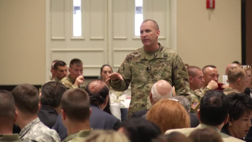 Major General White delivers State of the Military Address_70216117-159532