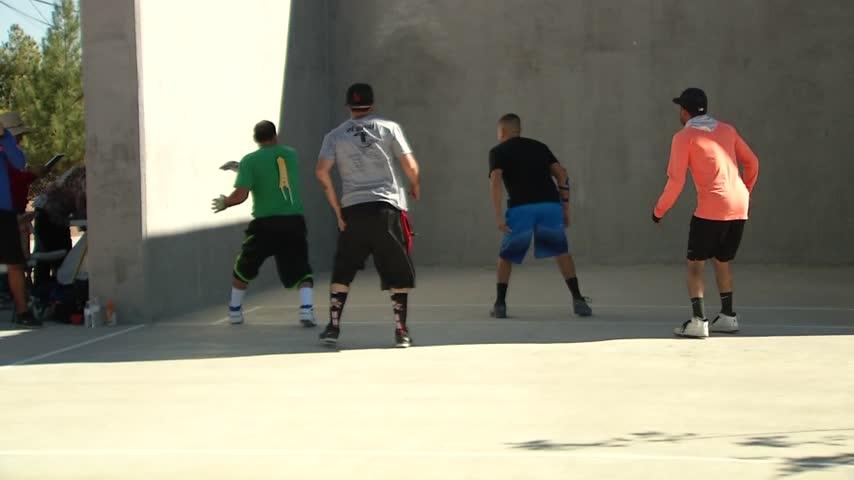 Handball in the Borderland