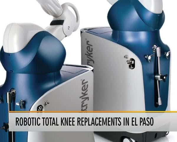 Happy Life, Healthy Life: Robotic Knee Replacement