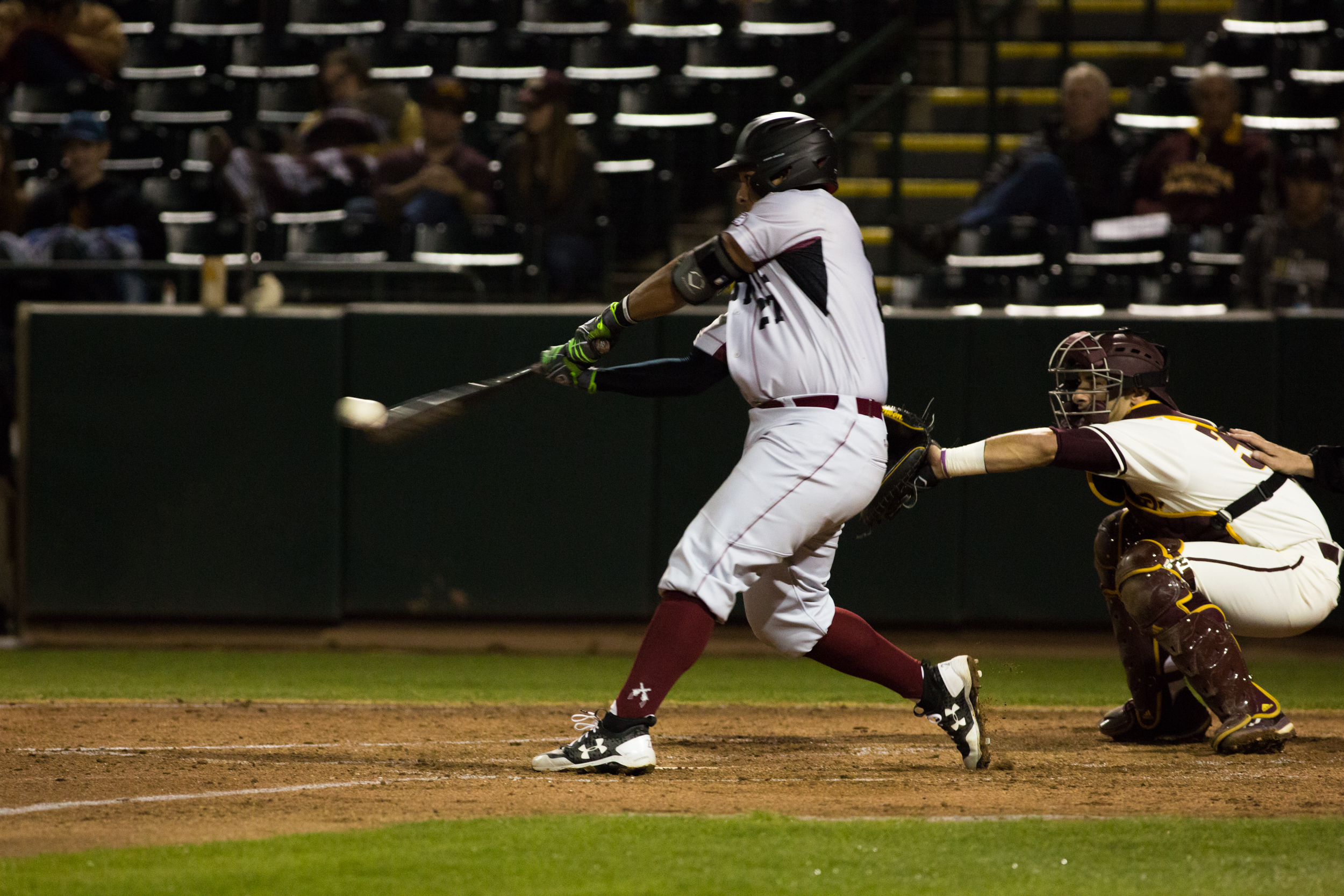 Nmsu Baseball Takes Show To The Golden State