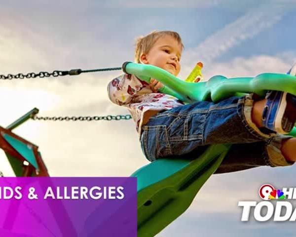 Healthy Life, Happy Life: Kids & Allergies
