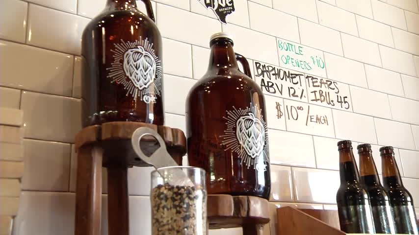 Bill that could affect breweries in Texas_71804599