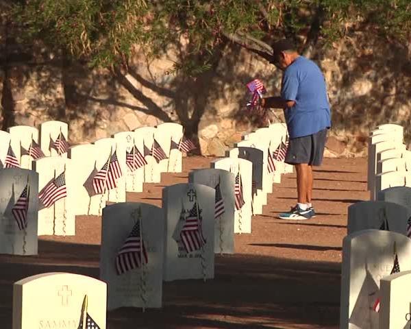 Ft- Bliss National Cemetery Memorial Day_09396992
