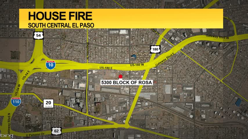 Cause of Overnight Fire in South-Central EP Still Unknown_36392838