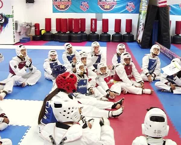 Local Taekwondo team headed to nationals_35247224