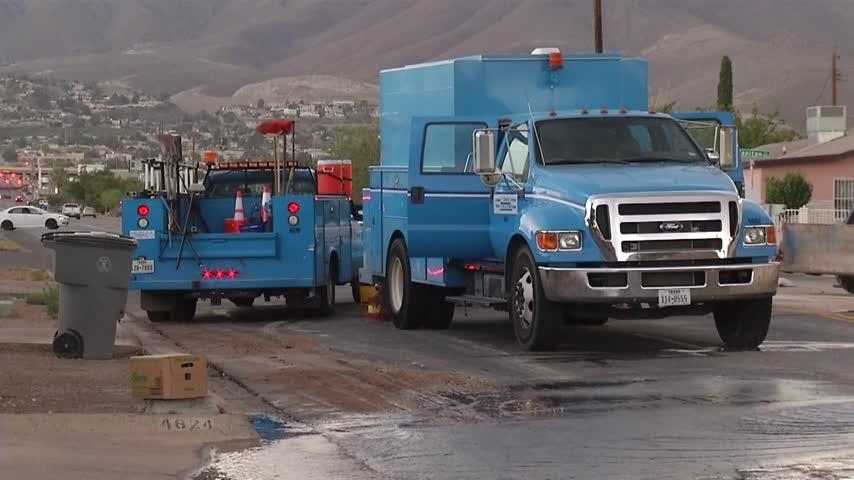Water main break NE El Paso_82856552