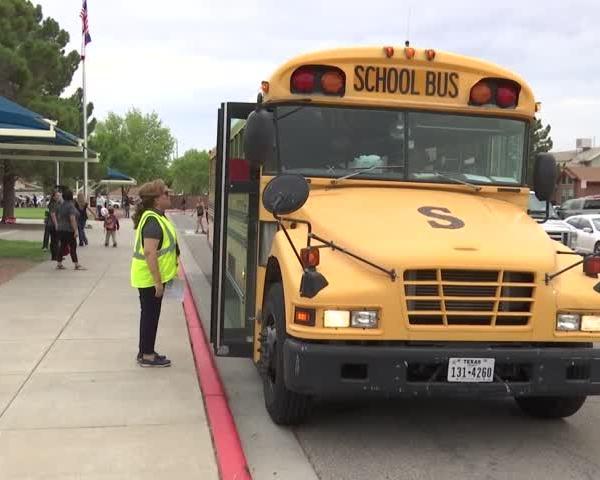 Socorro ISD students return to school