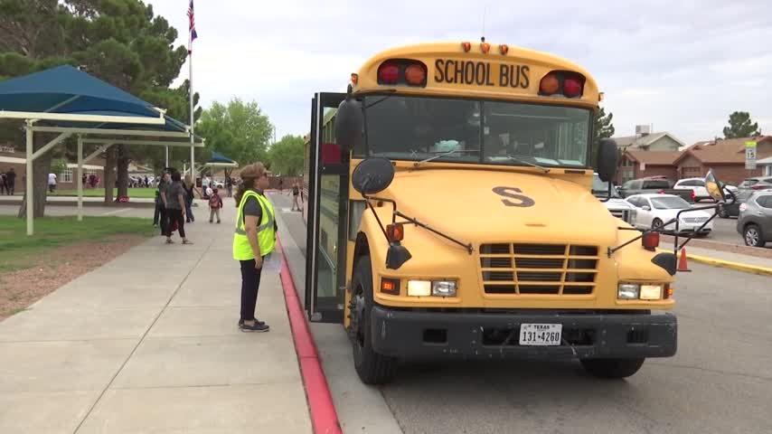 Socorro ISD students return to school