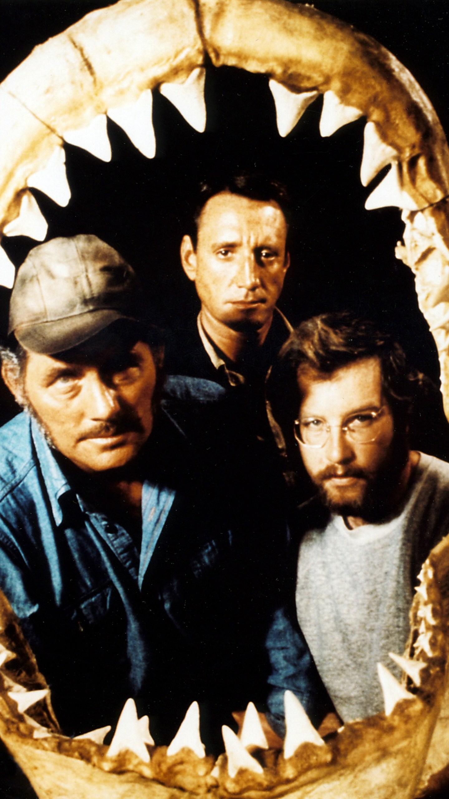 'Jaws' trio