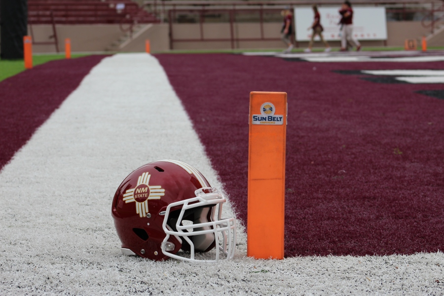 Nmsu Football Training Camp Report Day 4