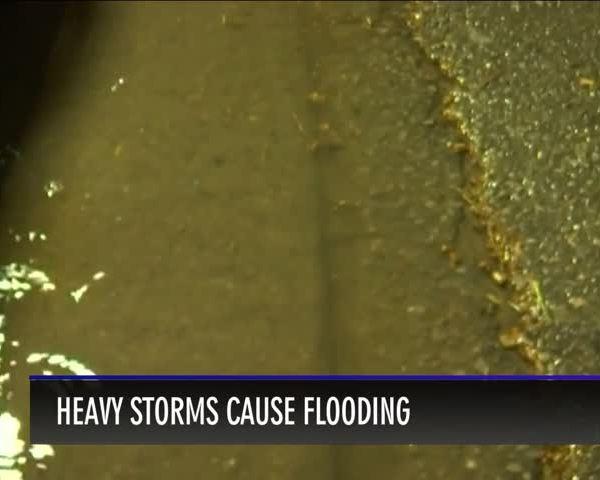 Heavy Rains Overnight Flood Parts of Socorro_84607358