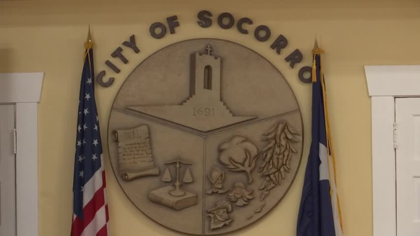 Socorro CIty Council meeting_64630987