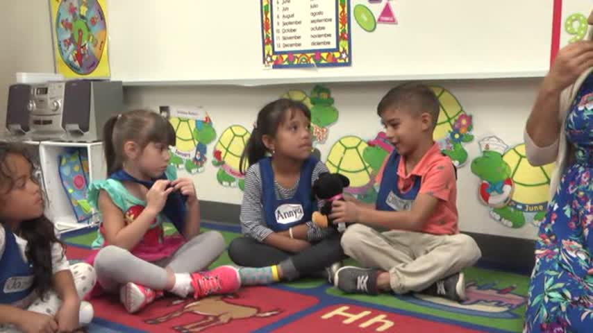 EPISD Teaches Social Emotional Learning at Early Age