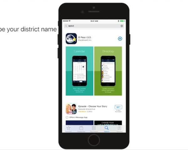 EPISD introduces new app_15277316