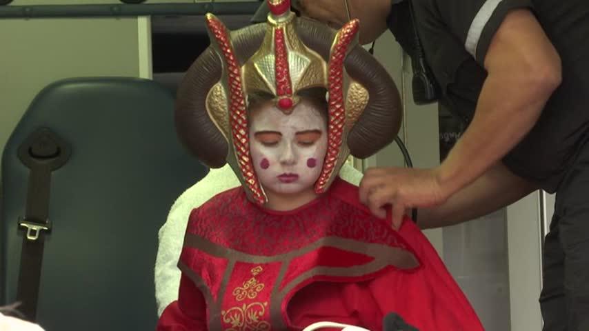 Pediatric Patient Gets Special Halloween Treat_03041923