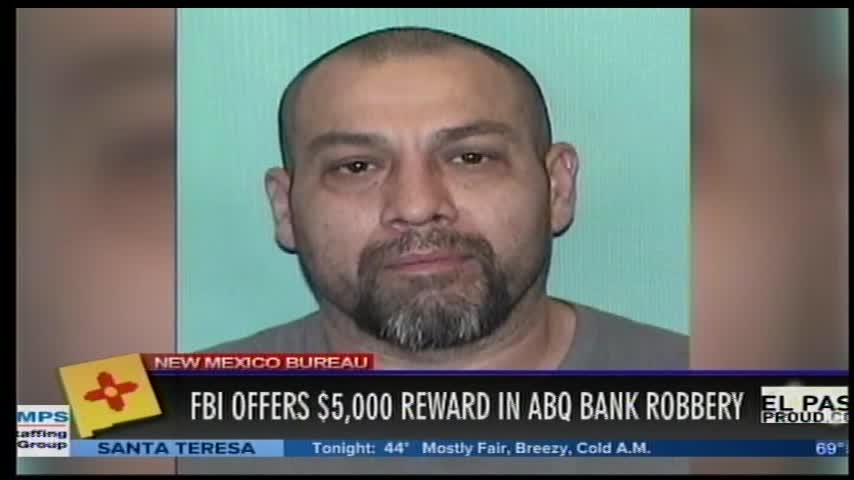F-B-I- offers -5-000 reward in Albuquerque bank robbery_72866557