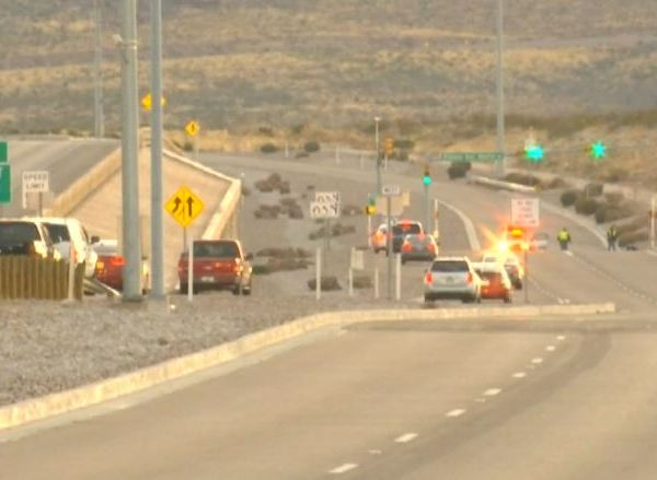 Serious crash at Loop 375 & Paseo Del Norte