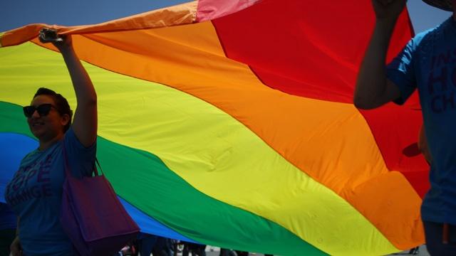 Gay pride flag Los Angeles_3164930670499101-159532