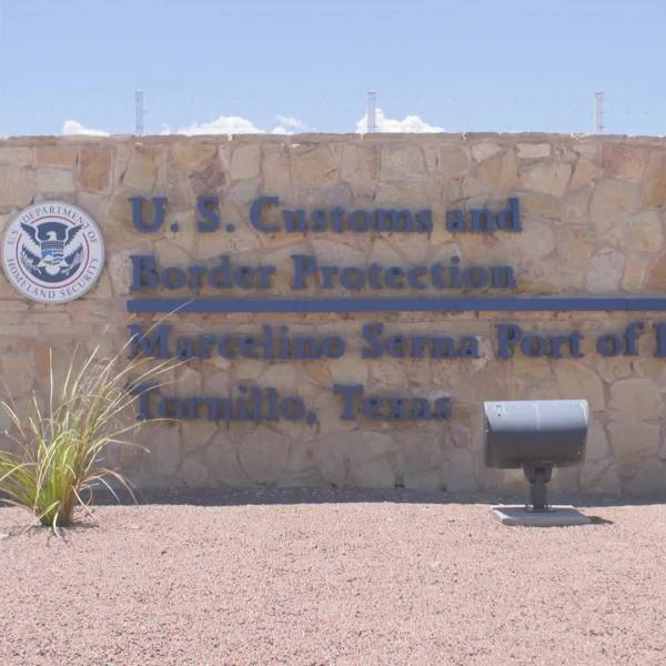 HHS Releases new photos, video of Tornillo tent facility
