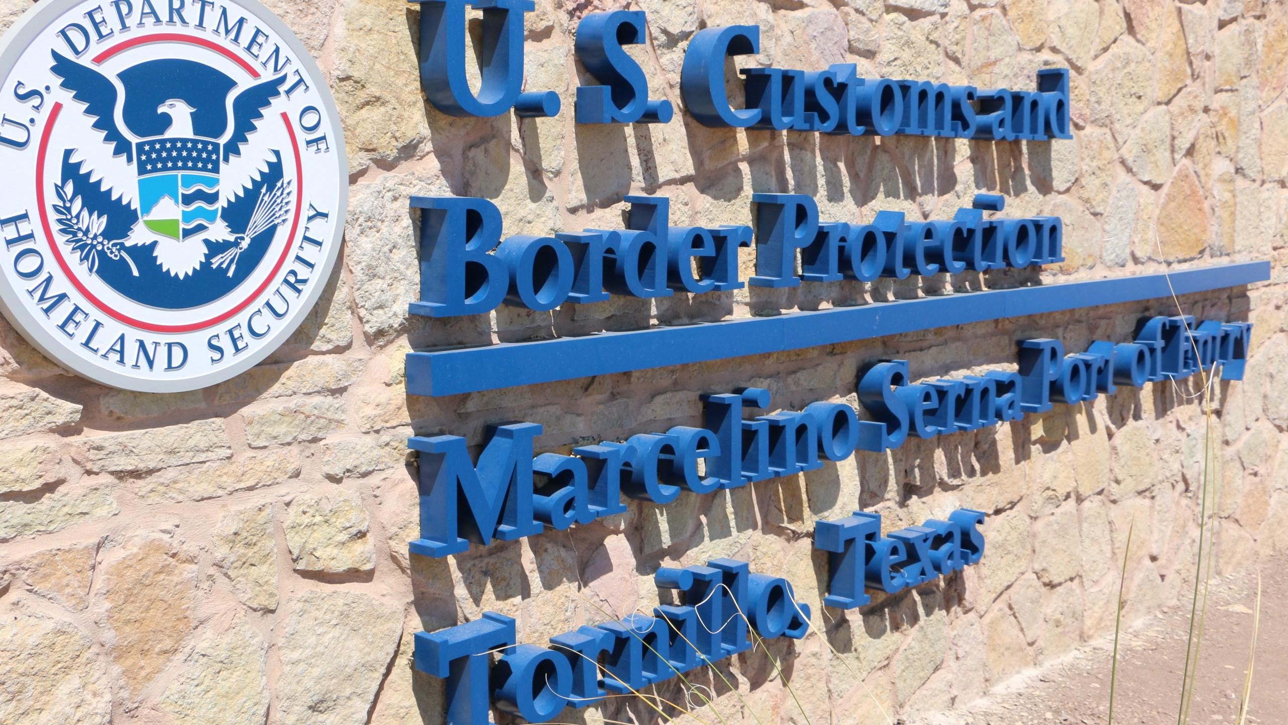 Tornillo Port of Entry renamed to honor decorated local war veteran Marcelino Serna