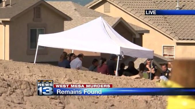 Human Remains Found On Albuquerque S West Mesa