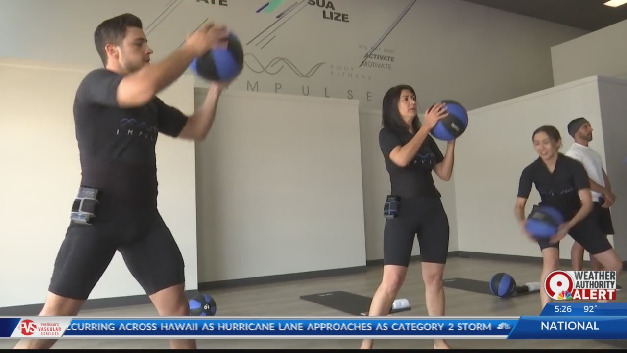 Electrifying boutique fitness studio opens in West El Paso
