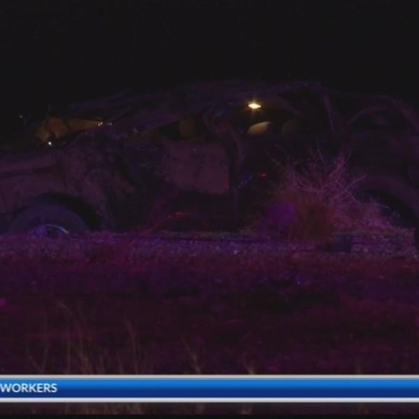 Deadly Northeast El Paso Crash Kills One, injures Two
