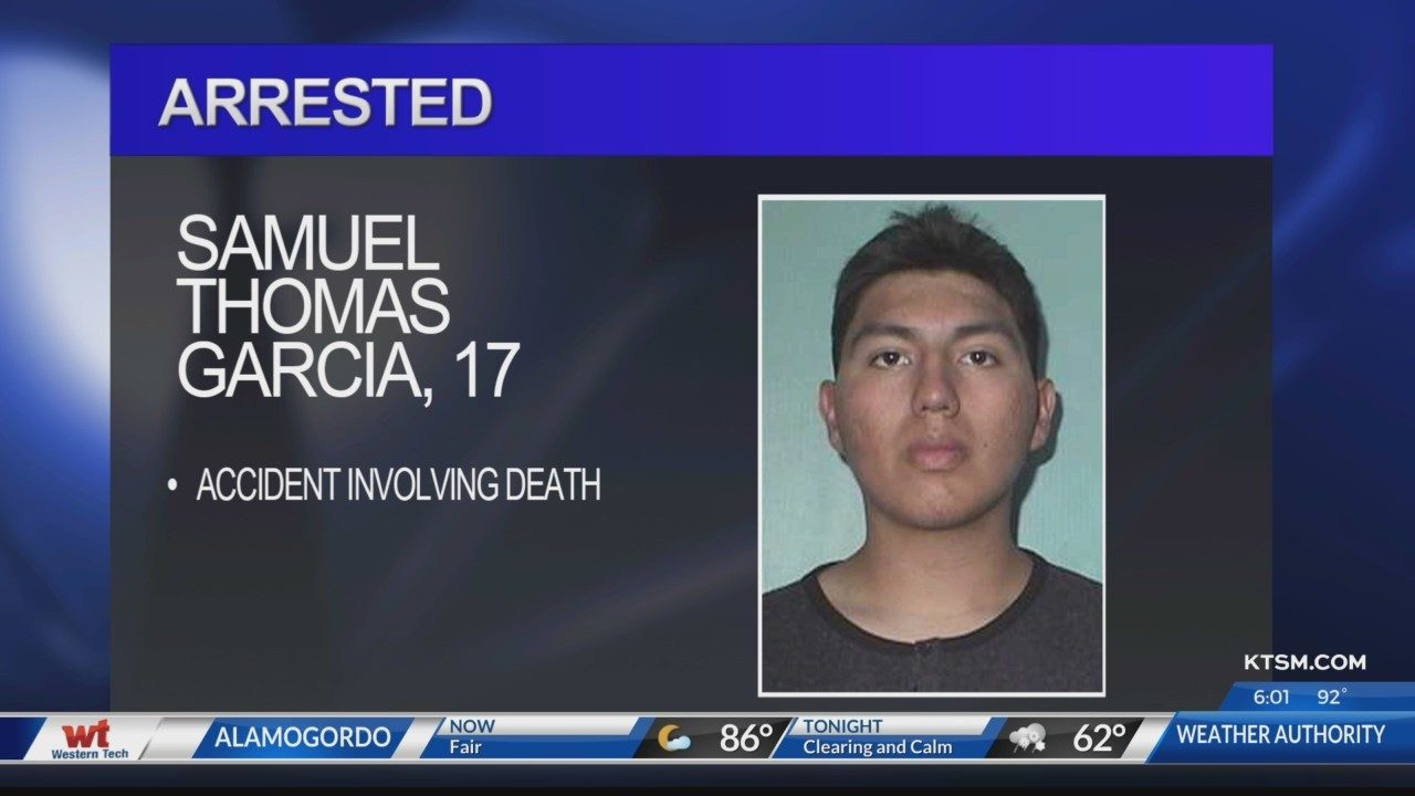 Driver arrested in Montoya hit-and-run that killed 13-year-old