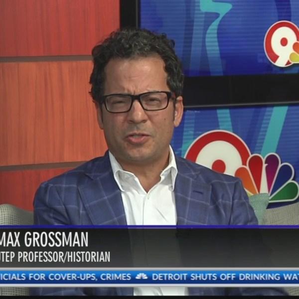 Duranguito Q&A with Max Grossman