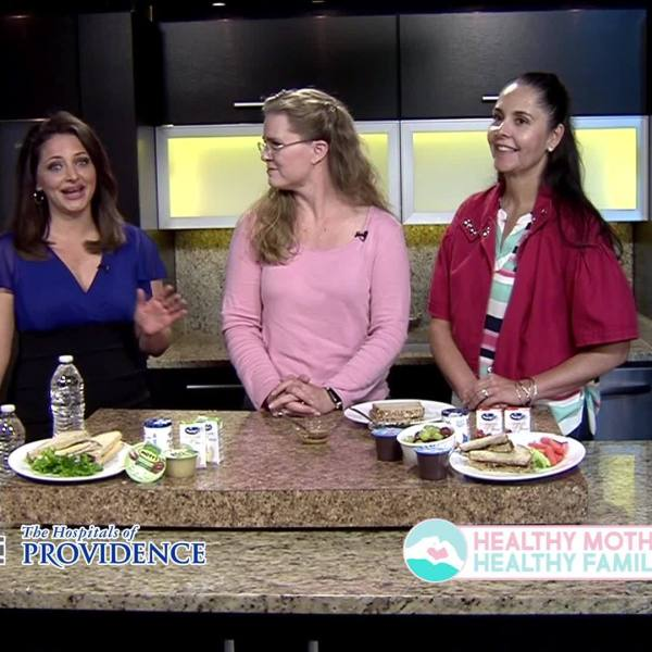 Healthy Mothers Healthy Families-School Lunch Safety