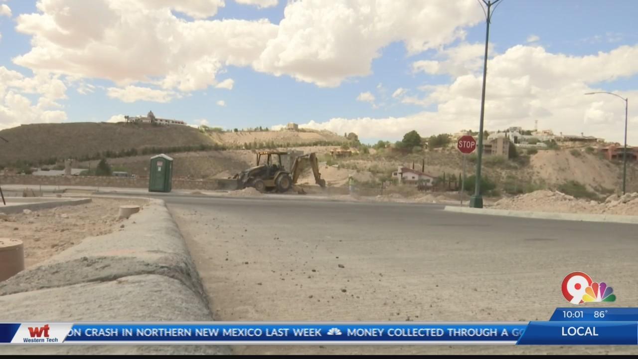 Robinson Avenue Reconstruction delayed