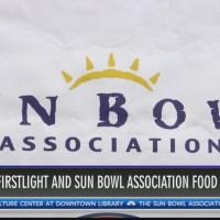 Sun Bowl Association kicks off food drive in El Paso, Las Cruces