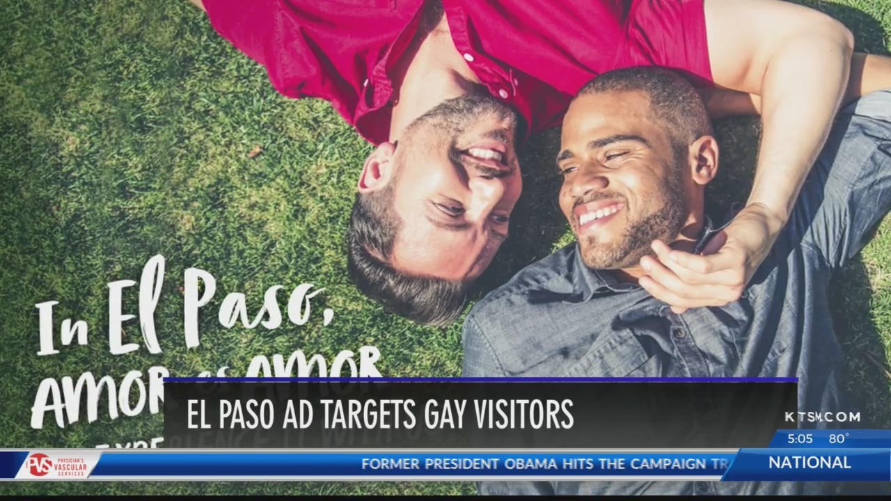 Visit El Paso ad welcomes LGBTQ visitors
