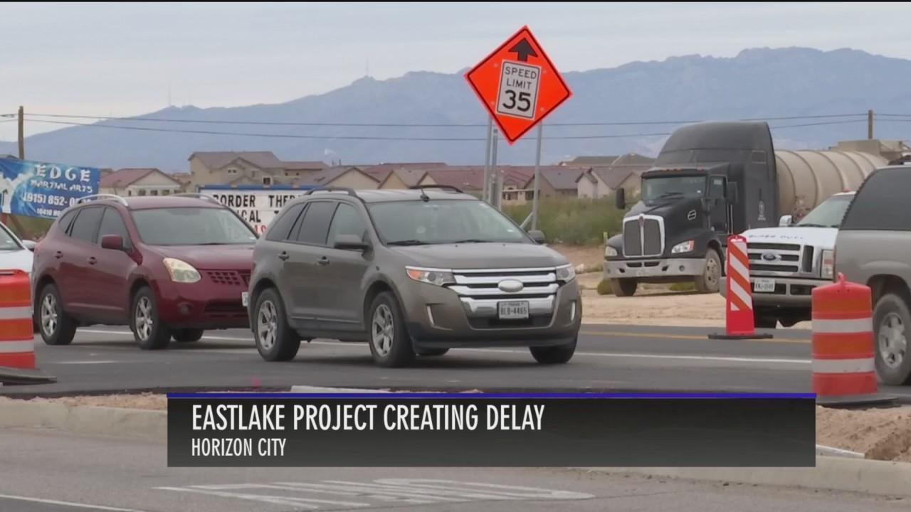Eastlake project creating delays