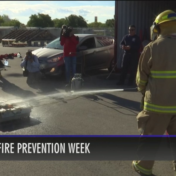 Fire Preparedness Week in El Paso