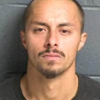Nicholas Bravo Arrest mug