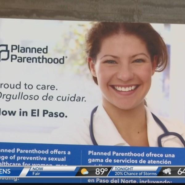 Planned Parenthood returns to El Paso