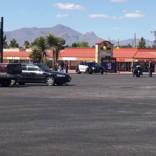 Shooting at Pebble Hills Regional Command Center