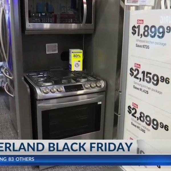 A look at Black Friday in El Paso