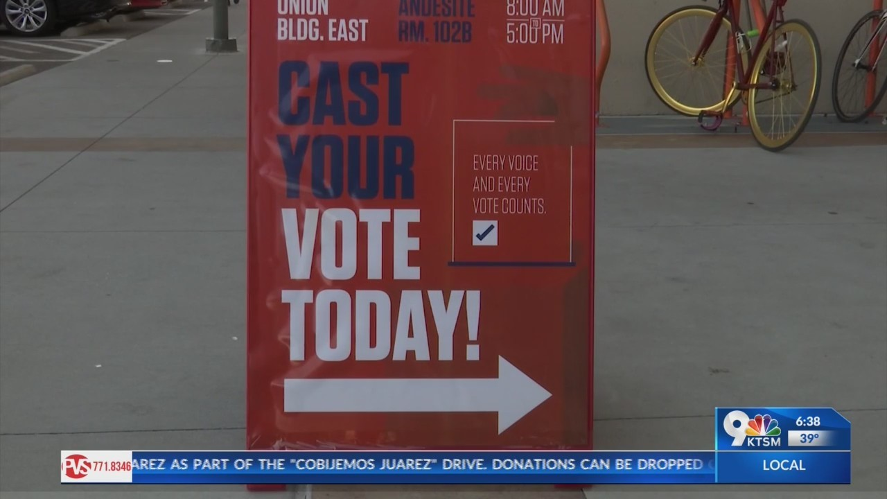 Early Voting Runoff Begins