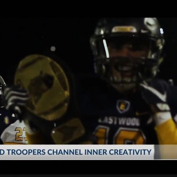 Eastwood students express creativity, showcase school's talents through videos