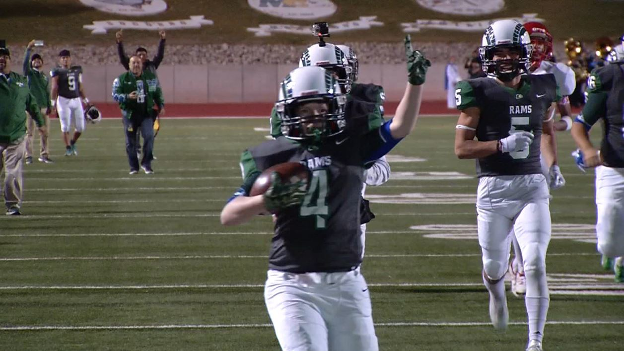 Montwood Senior's dream became a reality with just one play
