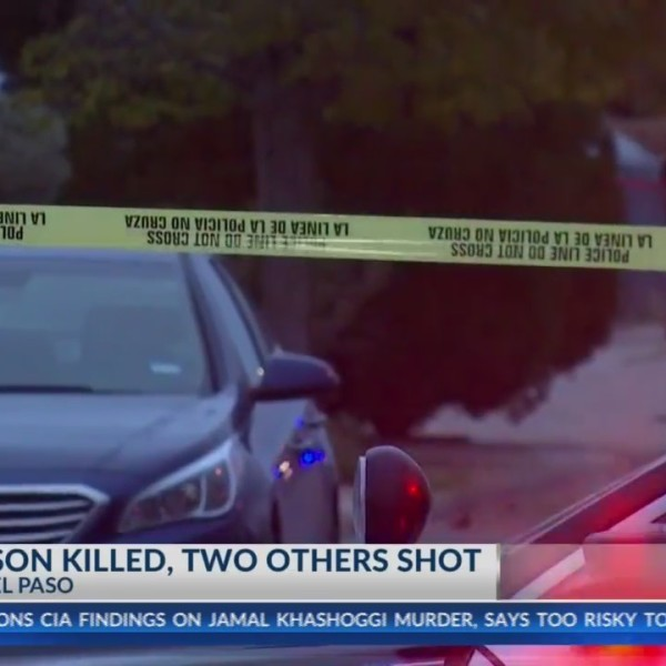 One killed, two injured in Northeast El Paso shooting