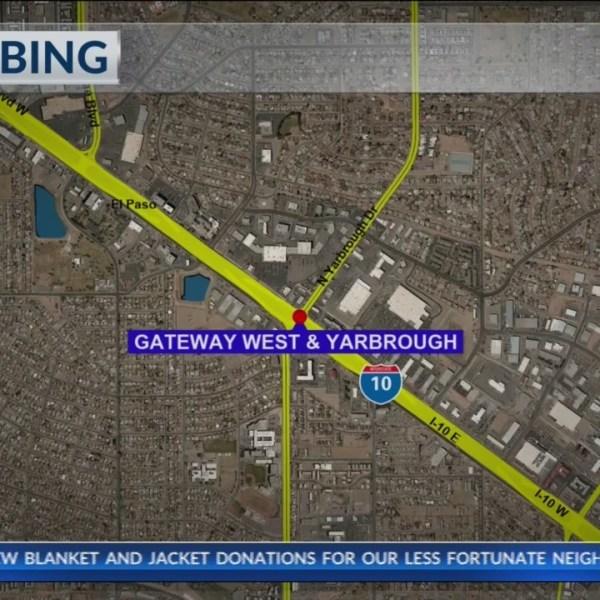 Stabbing in East El Paso