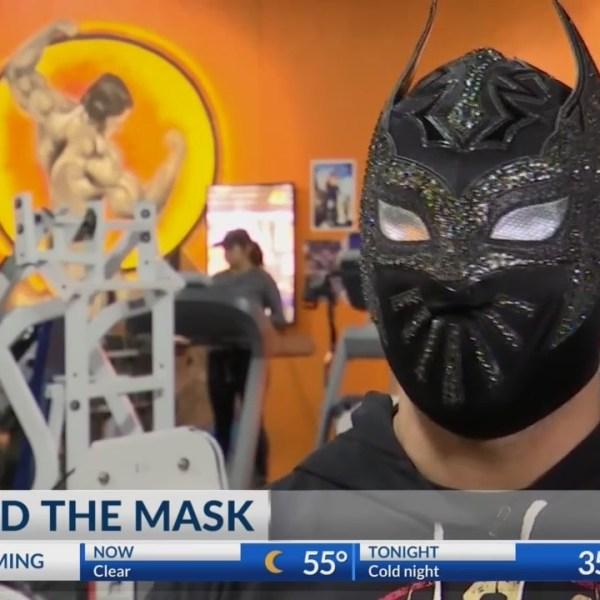 WWE's Sin Cara returns to the El Paso