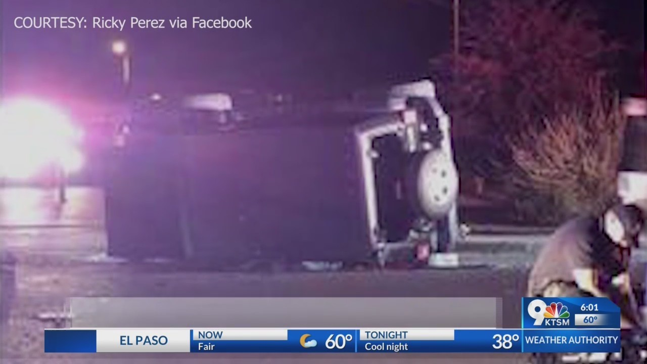 Alleged DWI driver ran stop sign, had headlights off before crash that injured Franklin athlete