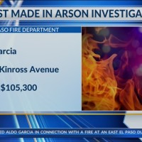 Arrest made in connection with duplex fire