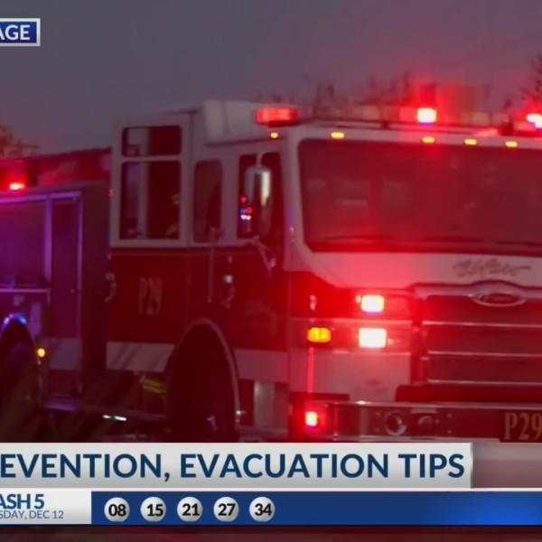 El Paso Fire Department offers evacuation tips following Sunland Park fire