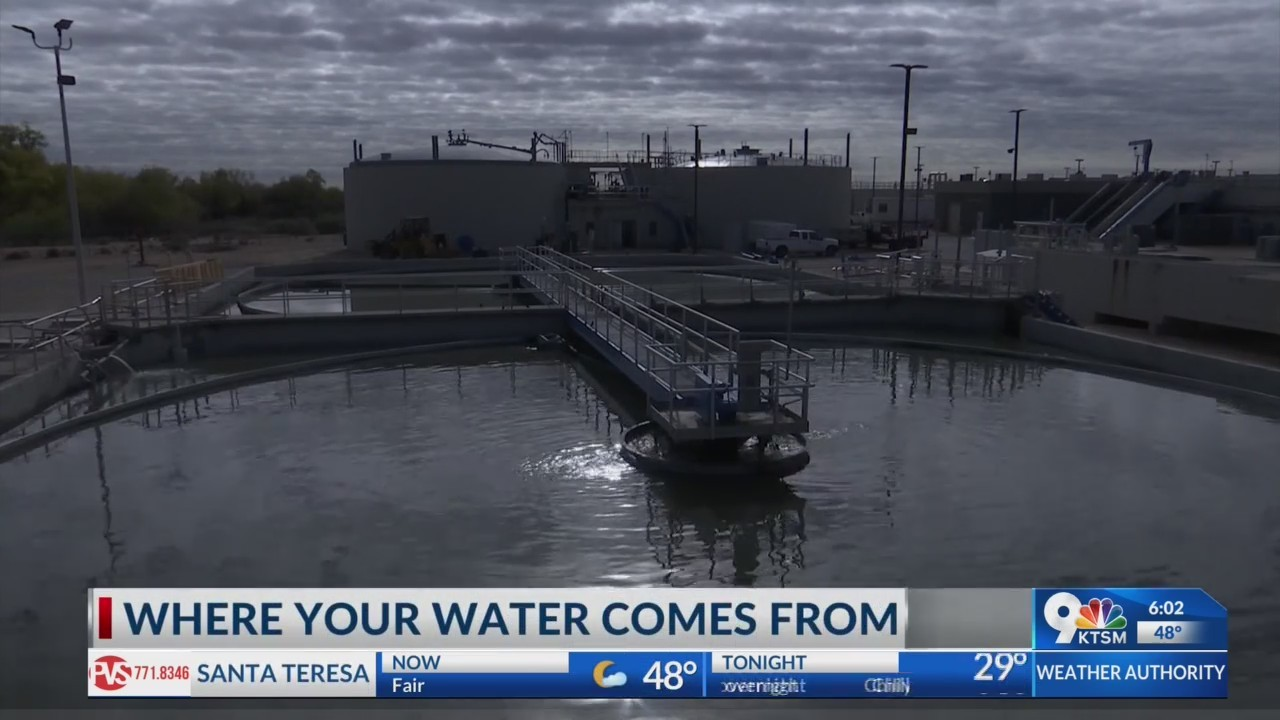 El Paso Water plans for future